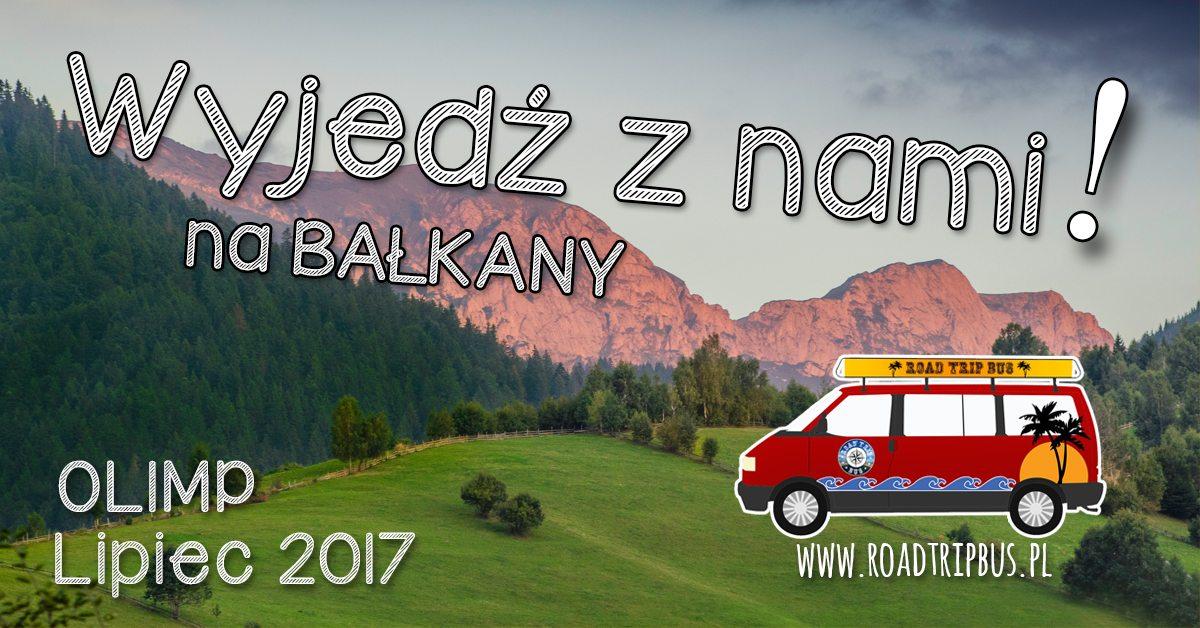 wyjazd bałkany busem