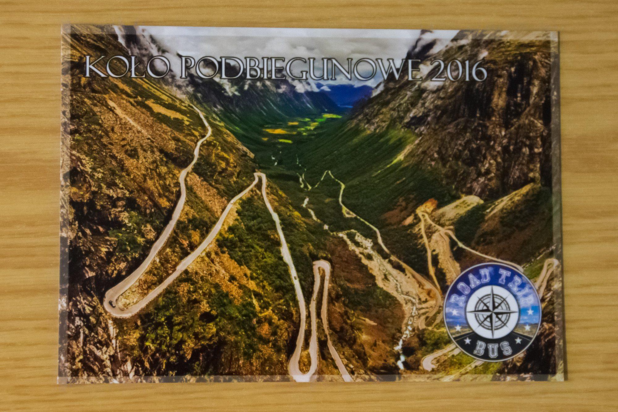 pocztowka norwegia