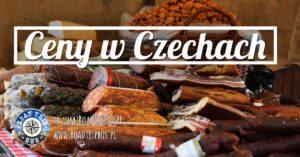 Ceny w Czechach