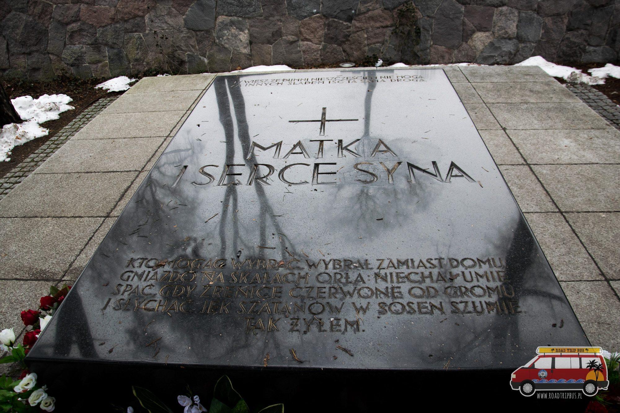 grób piłsudskiego