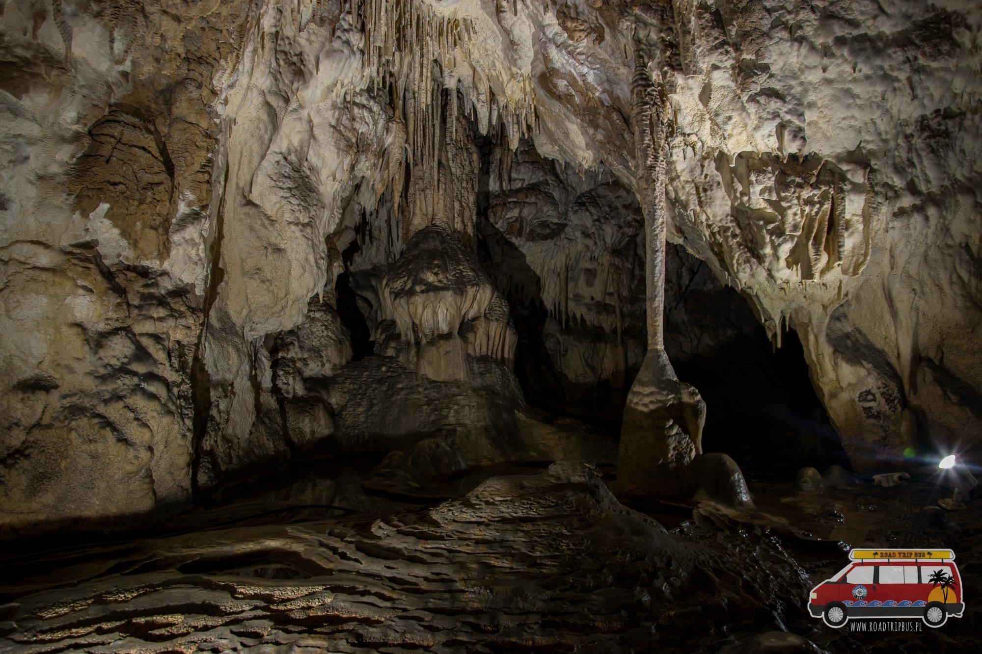 sala stalaktytowa