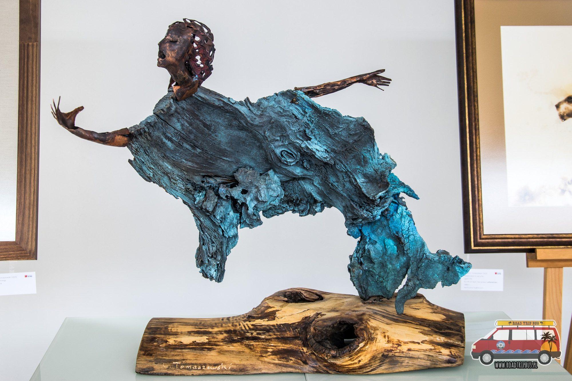 lubomir tomaszewski rzeźba