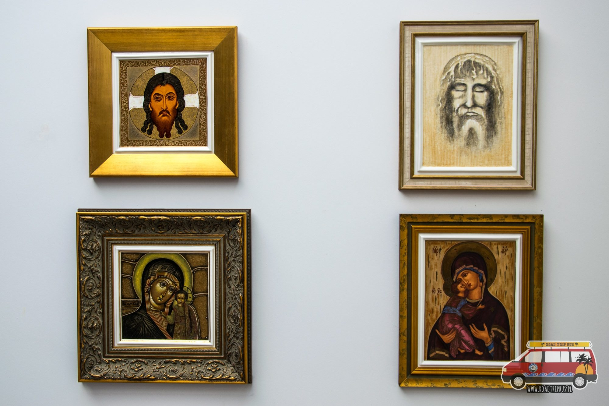ikony na porcelanie w ćmielowie