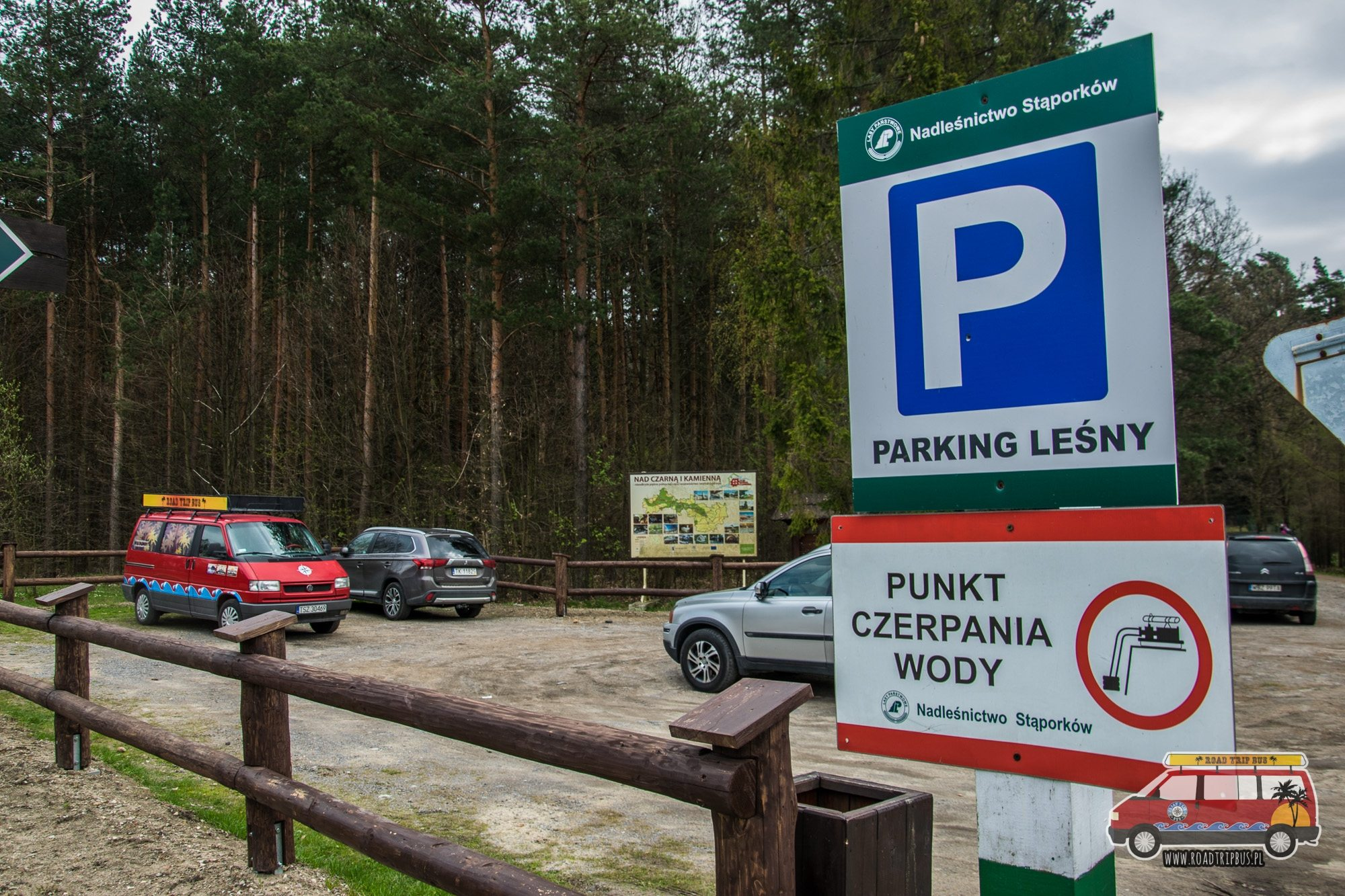 parking niekłań