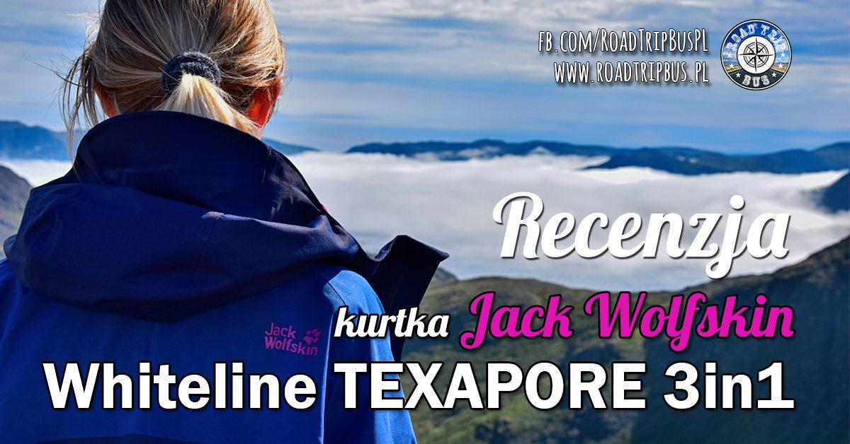 Jack Wolfskin Whiteline Texapore 3in1
