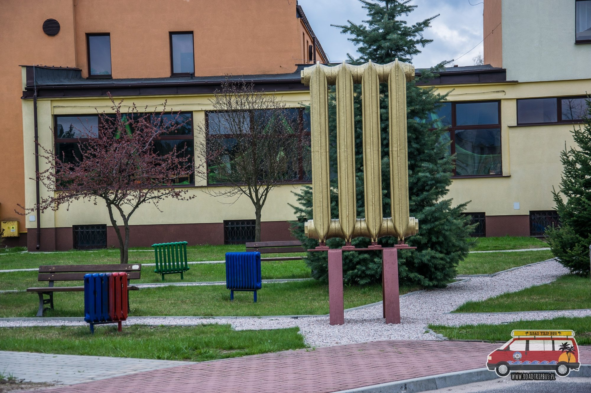 pomnik grzejnika