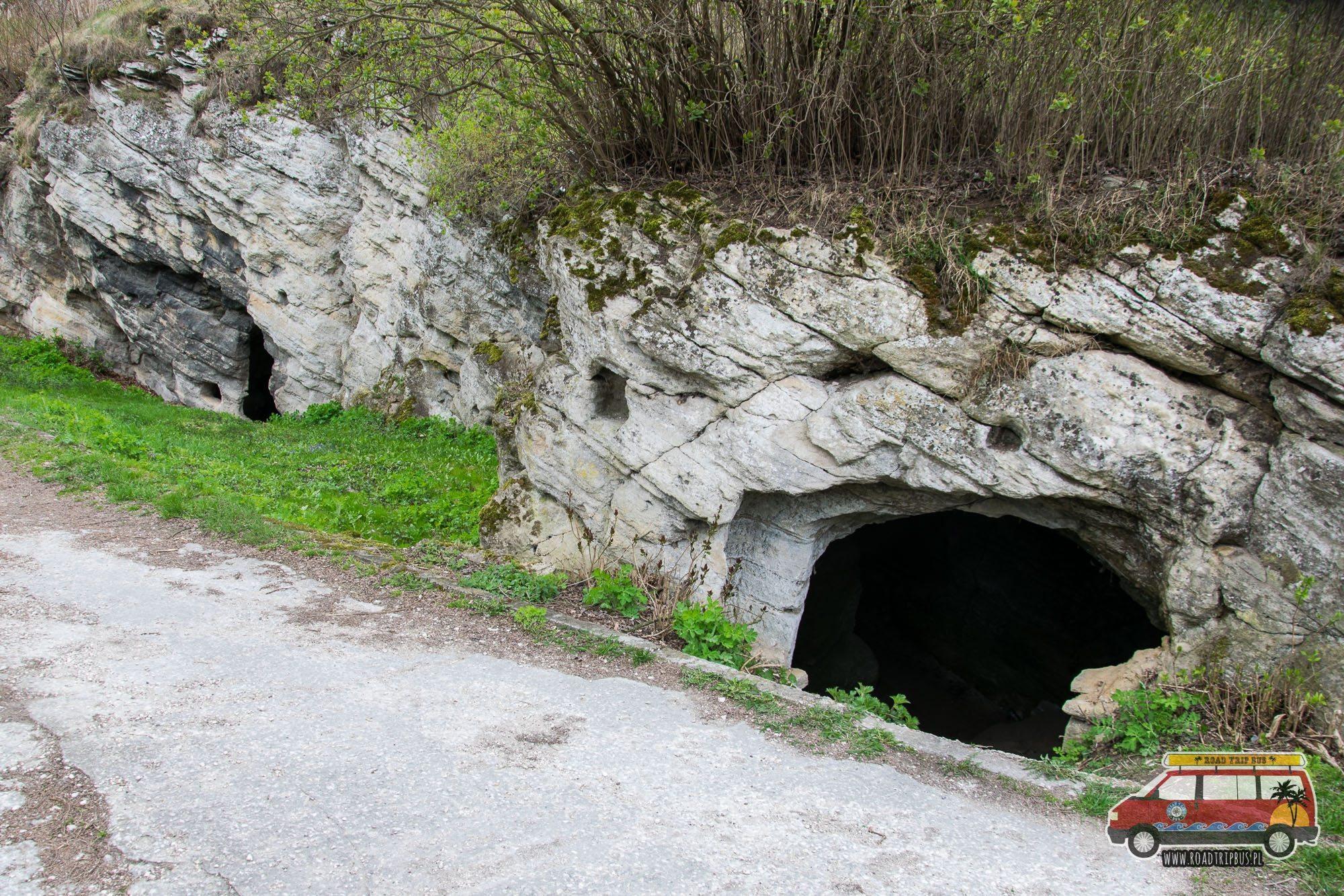 jaskinie szydłów