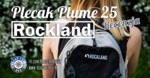 Plecak Rockland PLUME 25 – recenzja