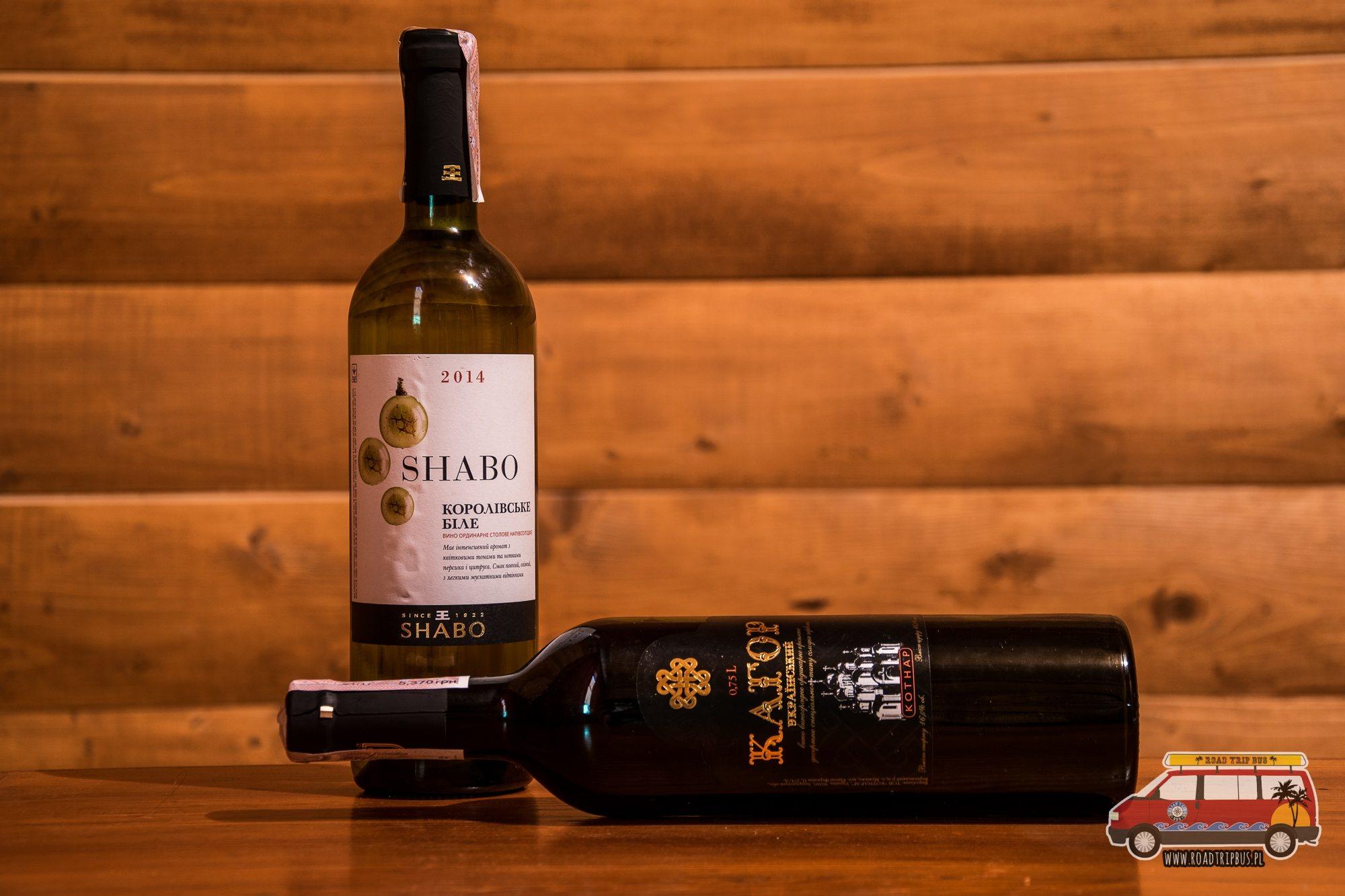 ukraińskie wina