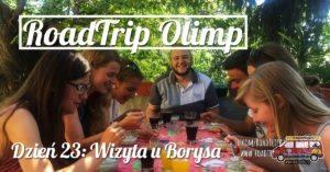 RoadTrip Olimp: Dzień 23