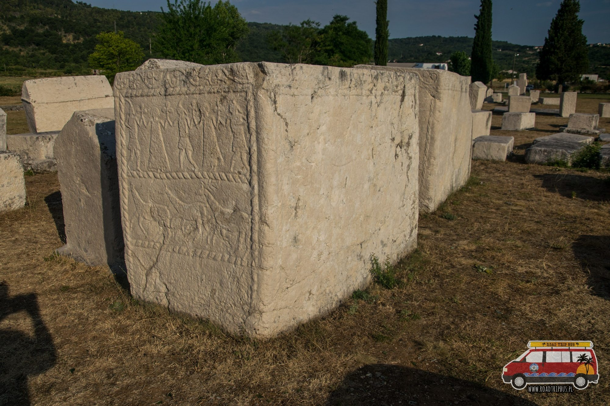 cmentarz stecci z listy unesco