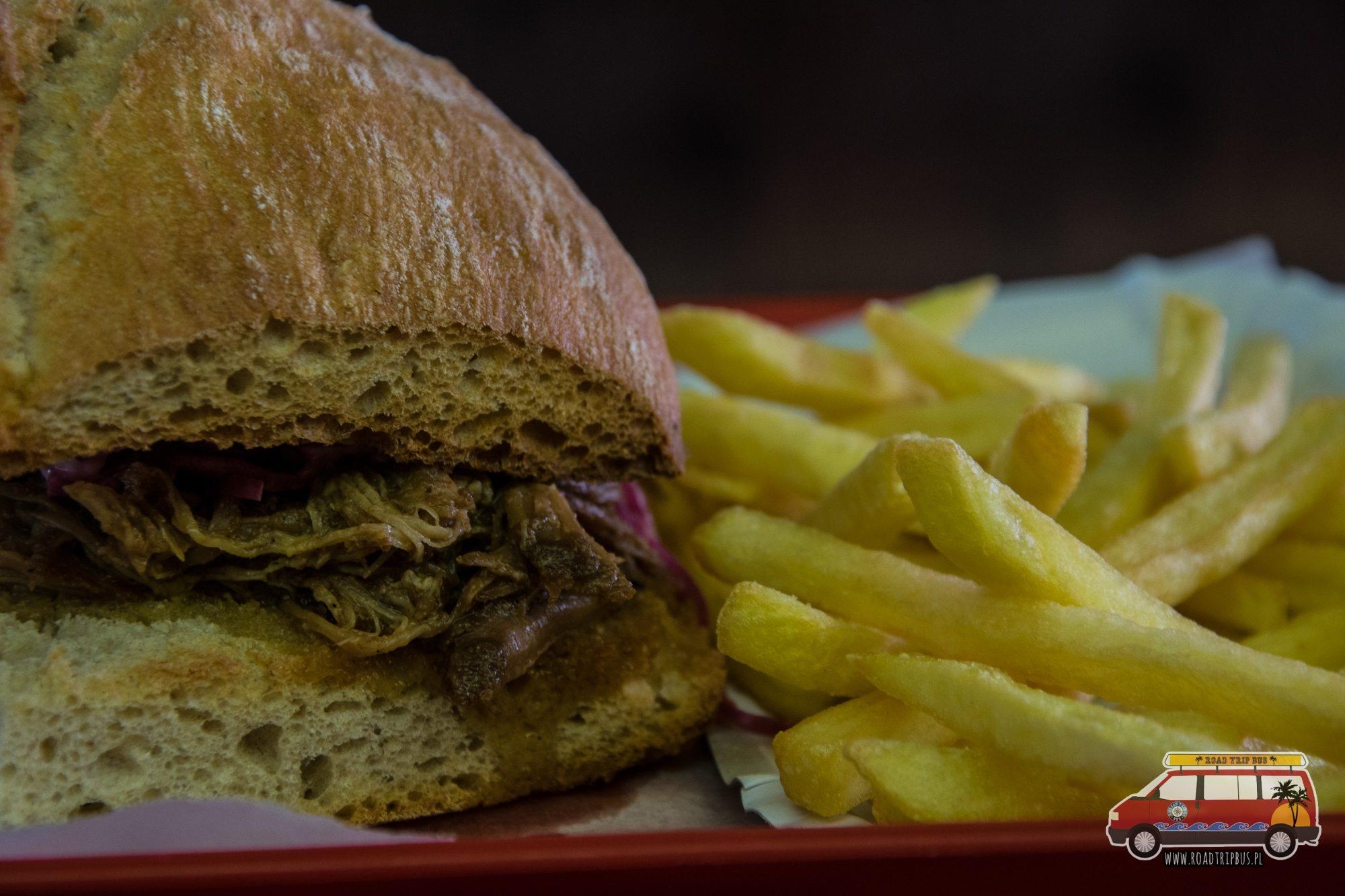 kanapka, którą warto zjeść w budapeszcie