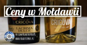 Ceny w Mołdawii