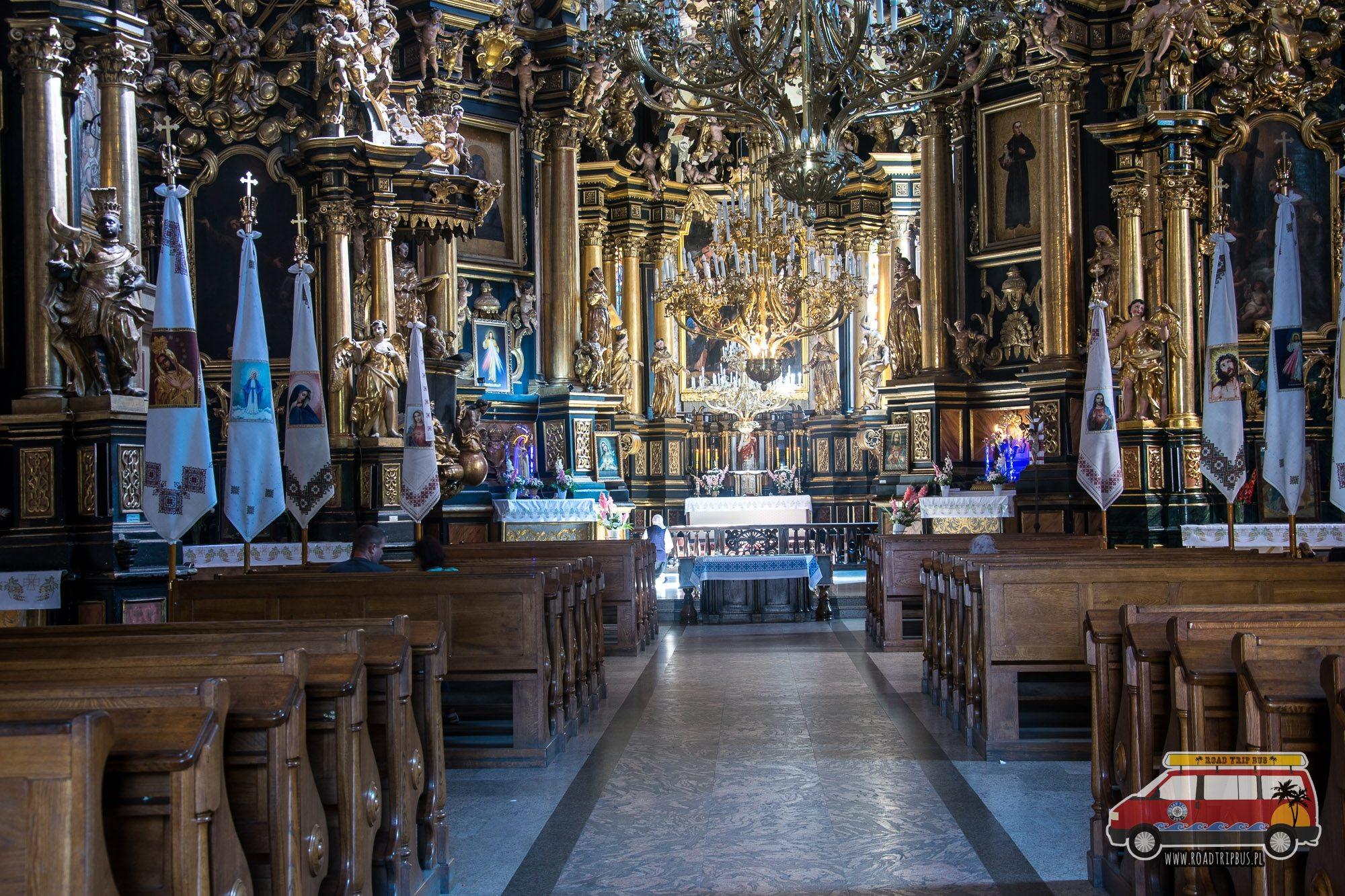 Kościół Bernardynów we Lwowie