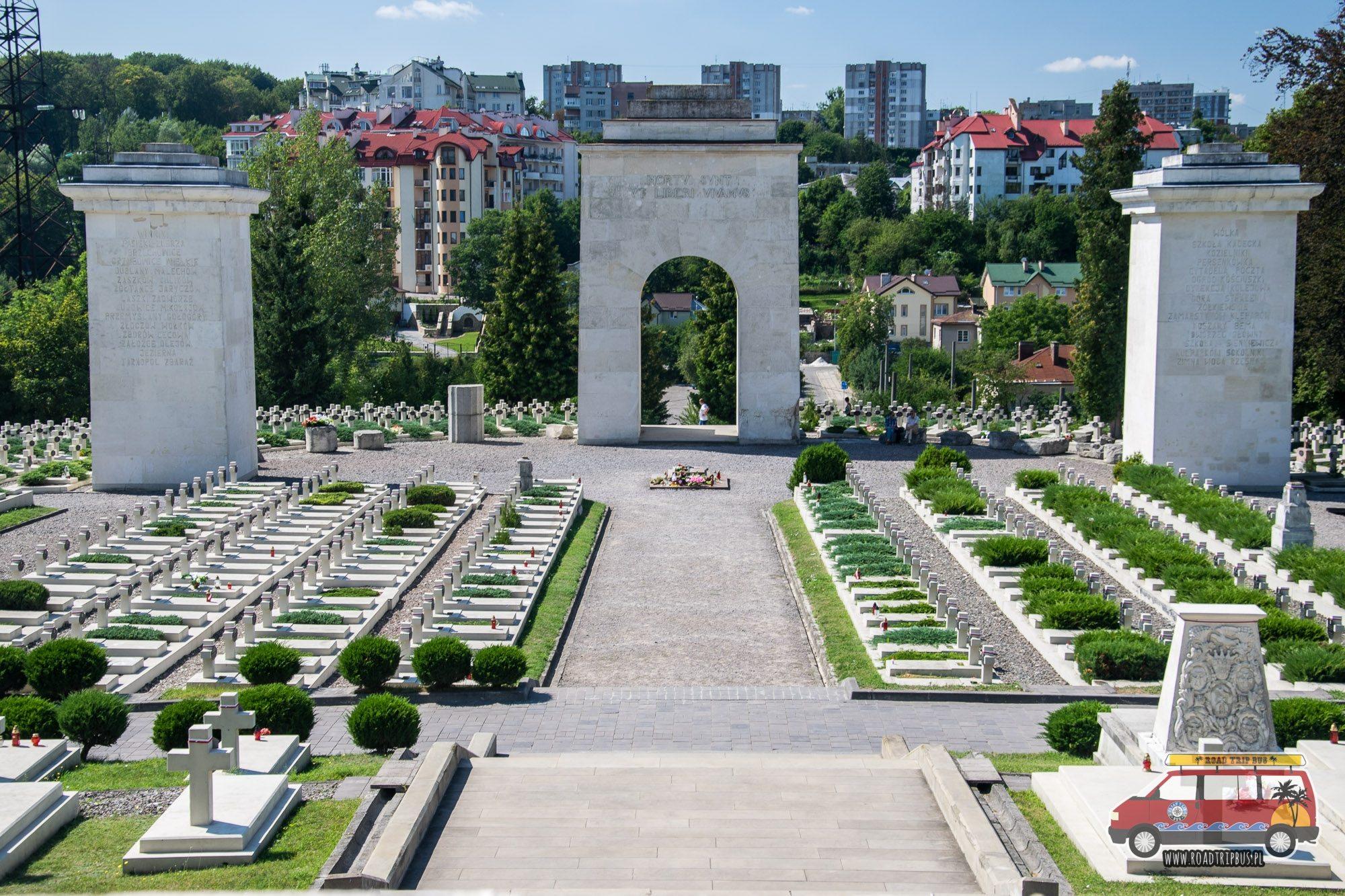 cmentarz lwów