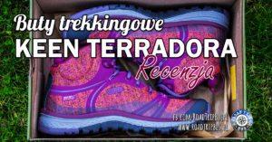 Buty trekkingowe KEEN TERRADORA MID WP – recenzja