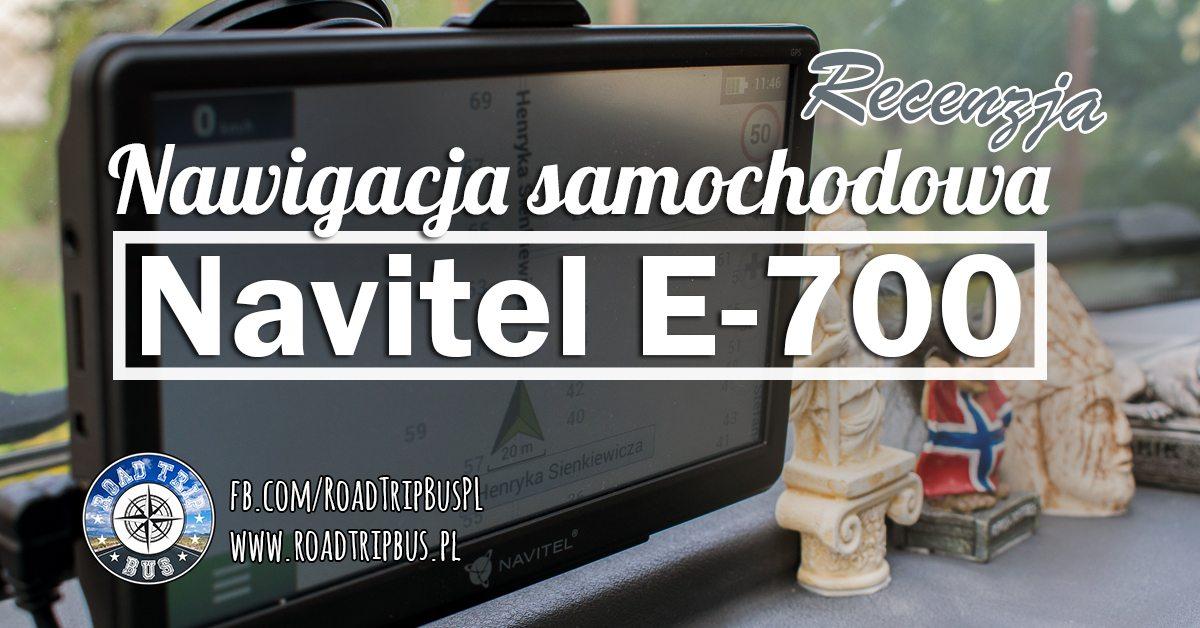nawigacja navitel e-700