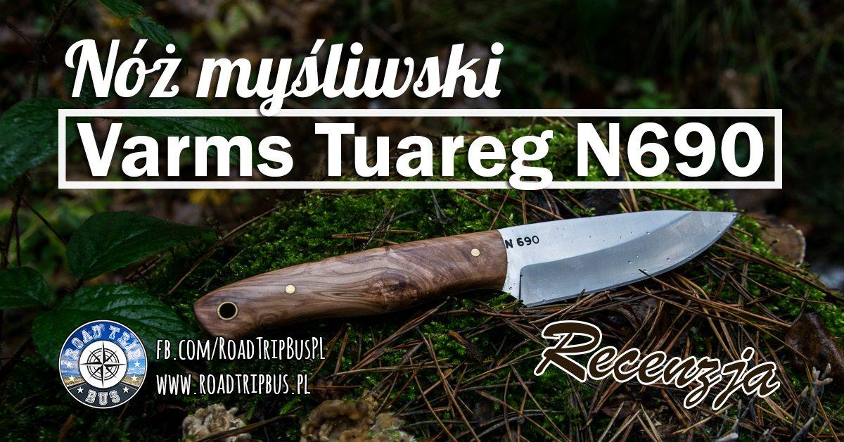 nóż myśliwski varms tuareg
