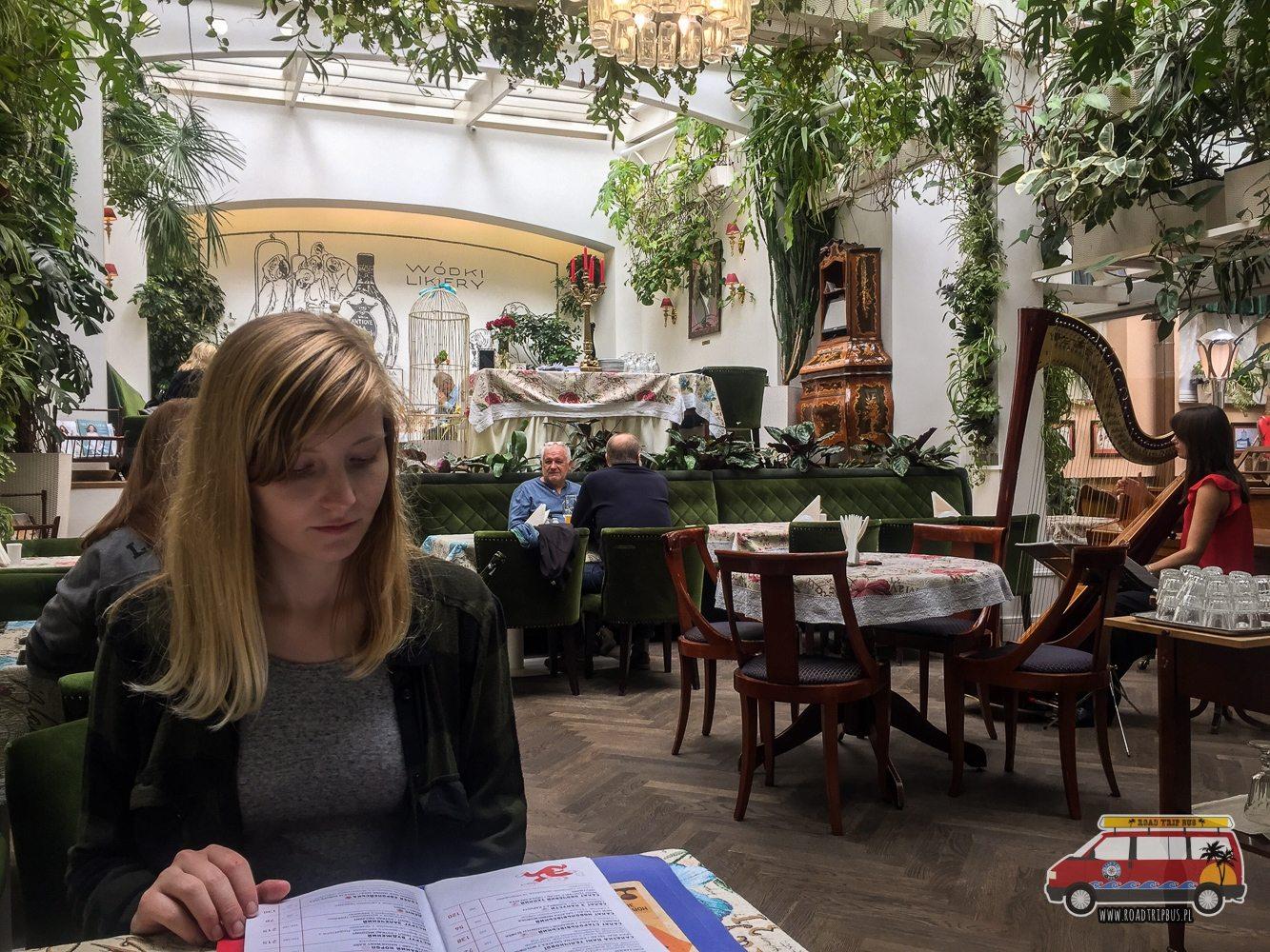 restauracja baczewski lwów