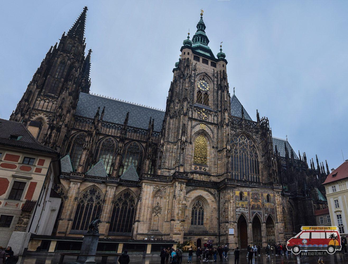 katedra swietego wita praga