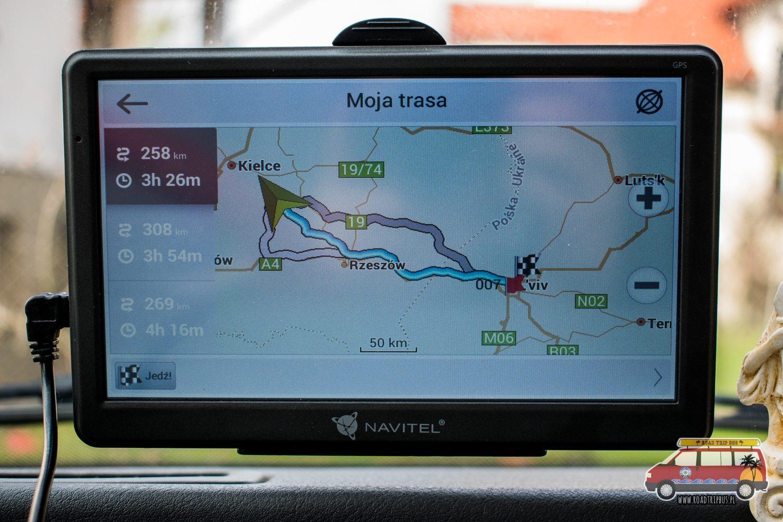 nawigacja samochodowa navitel