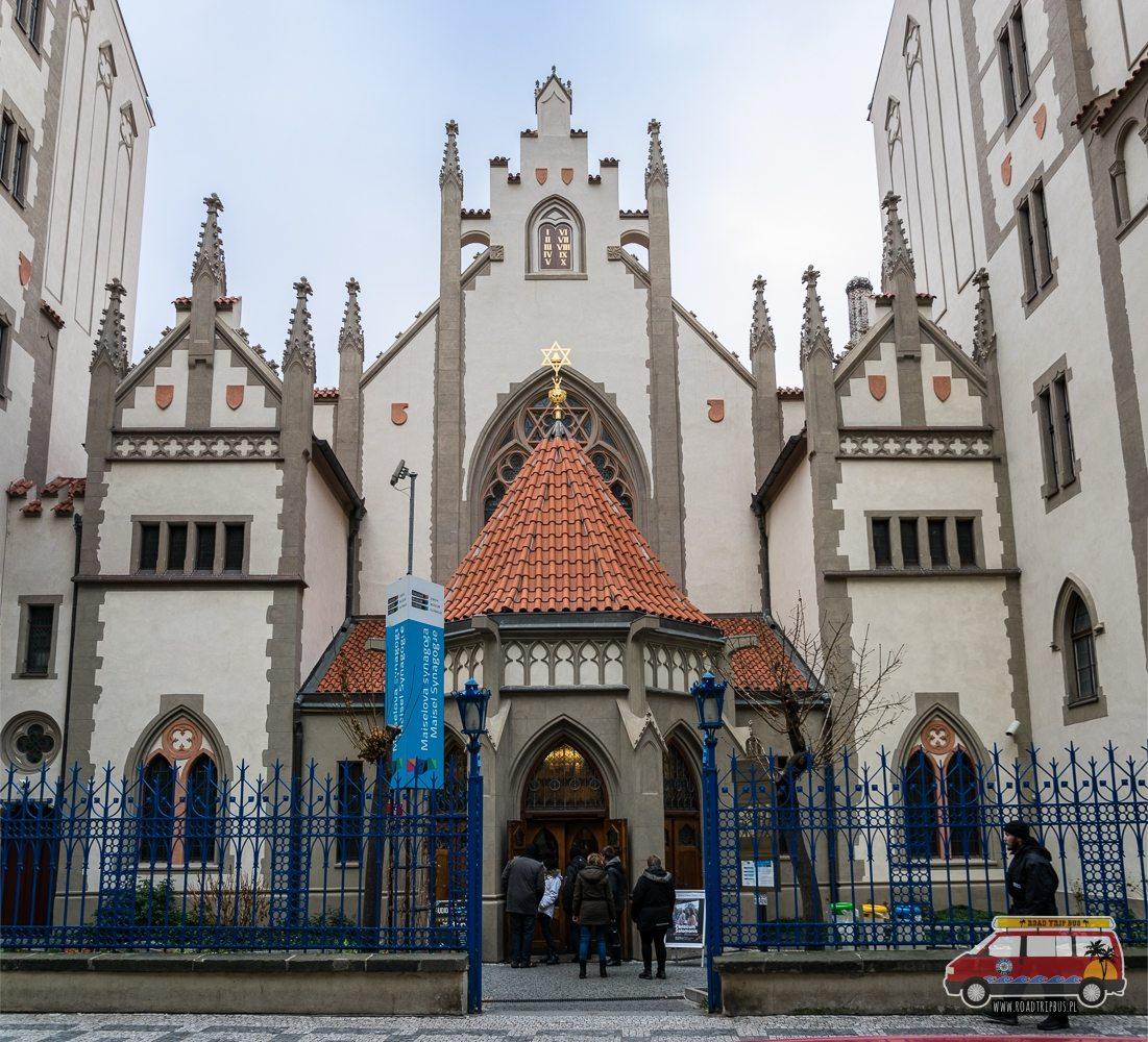 synagoga Maisela w Pradze