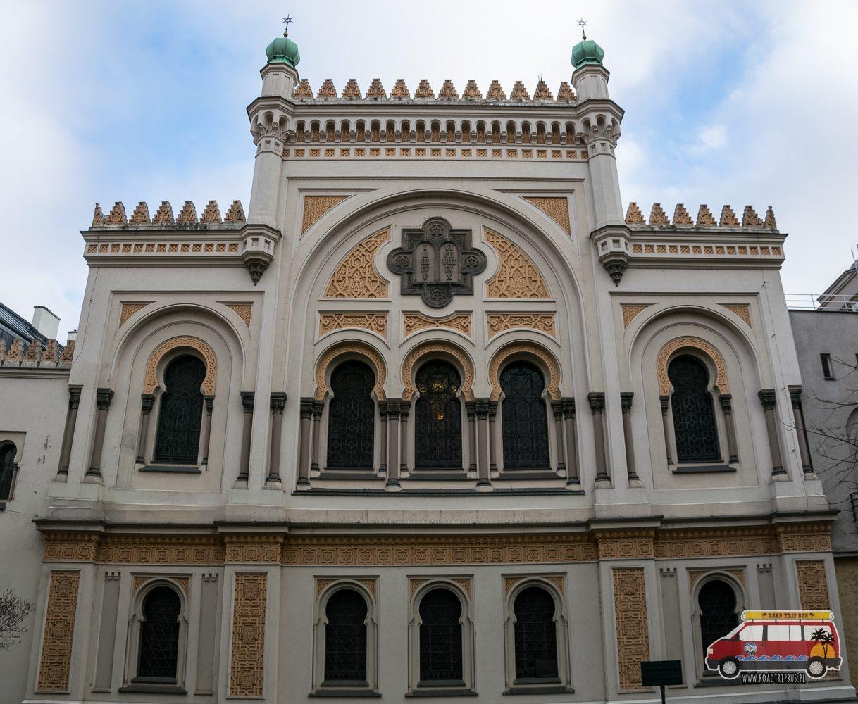 synagoga hiszpańska praga