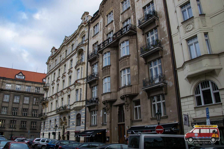 josefov - ulica