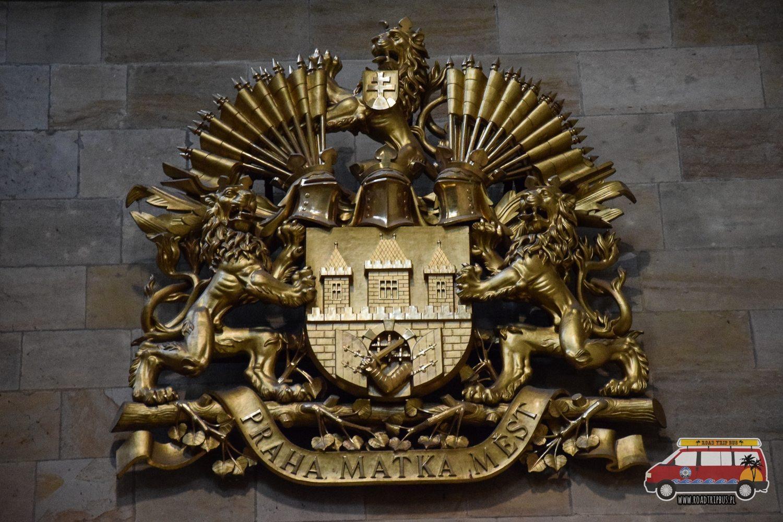Ozdoby w Katedrze św. Wita w Pradze