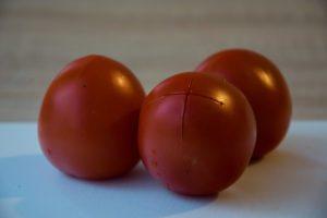 parzenie pomidorów