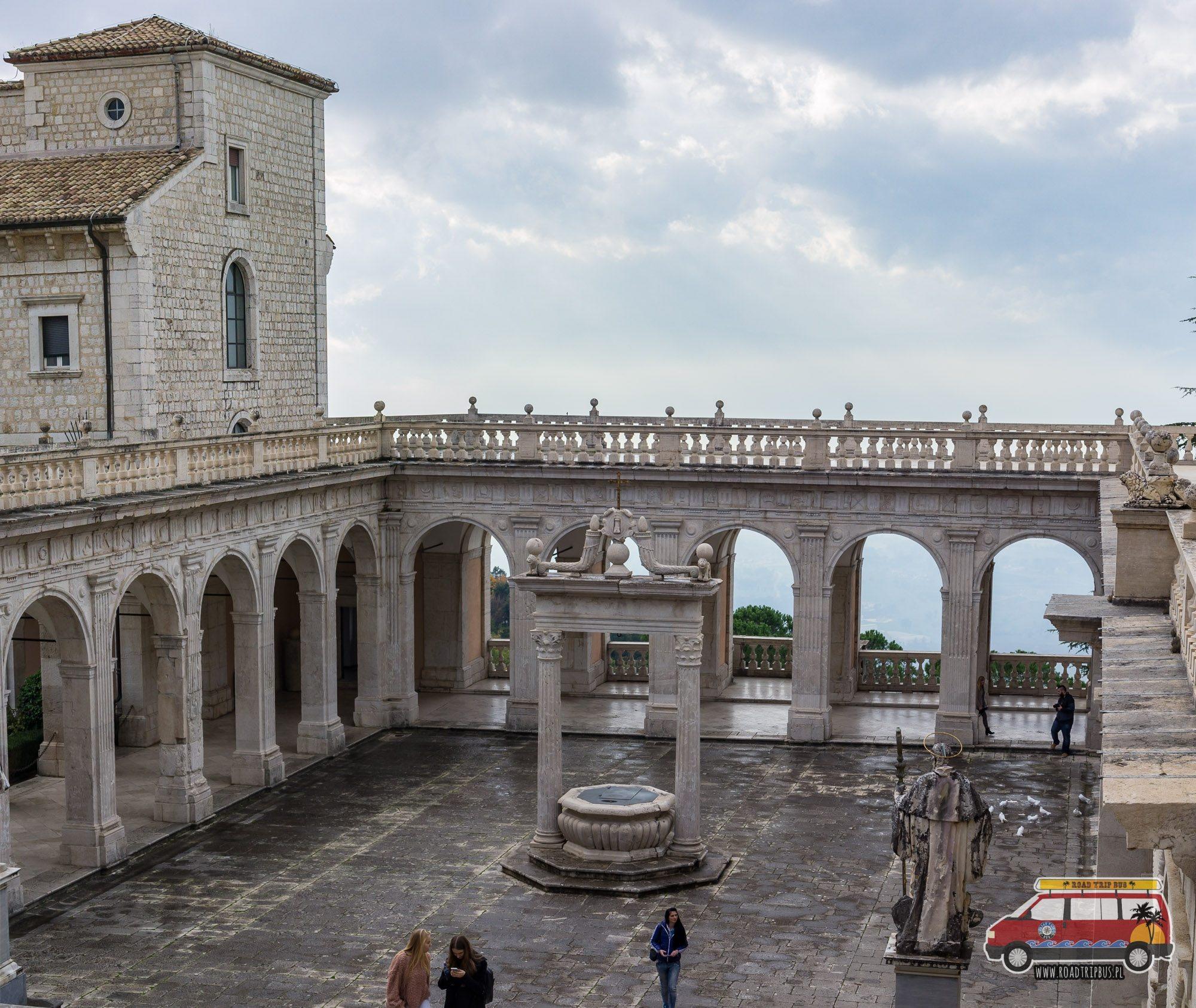 klasztor montecassino