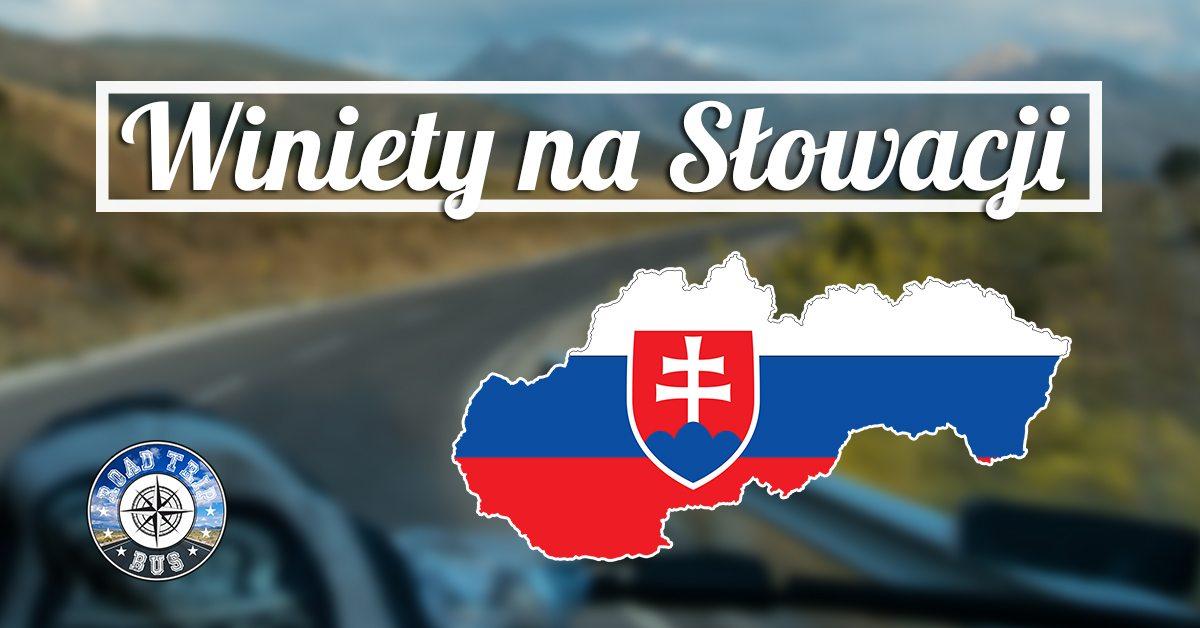 winiety Słowacja