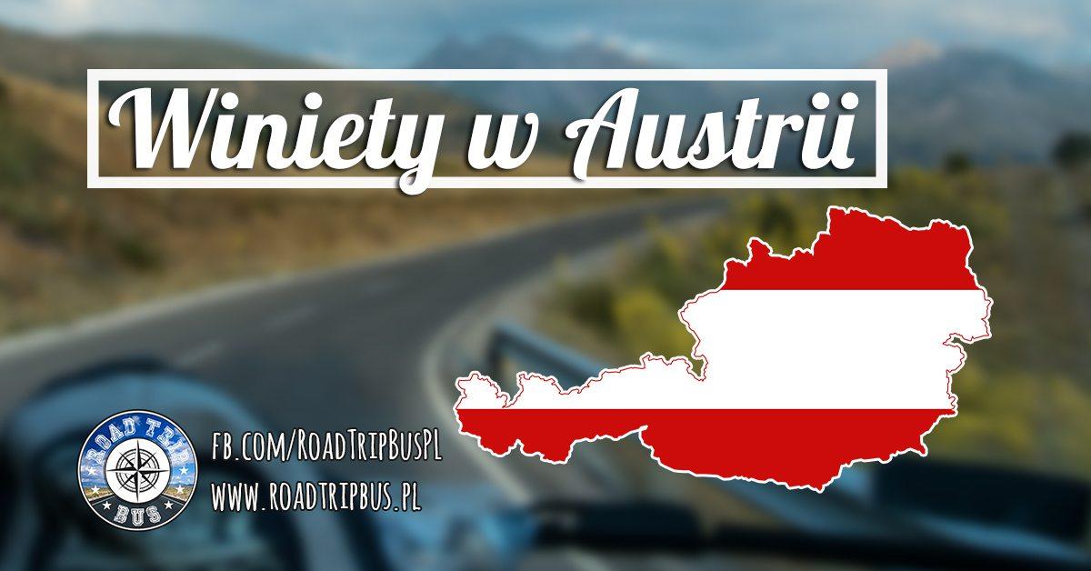 winiety w austrii