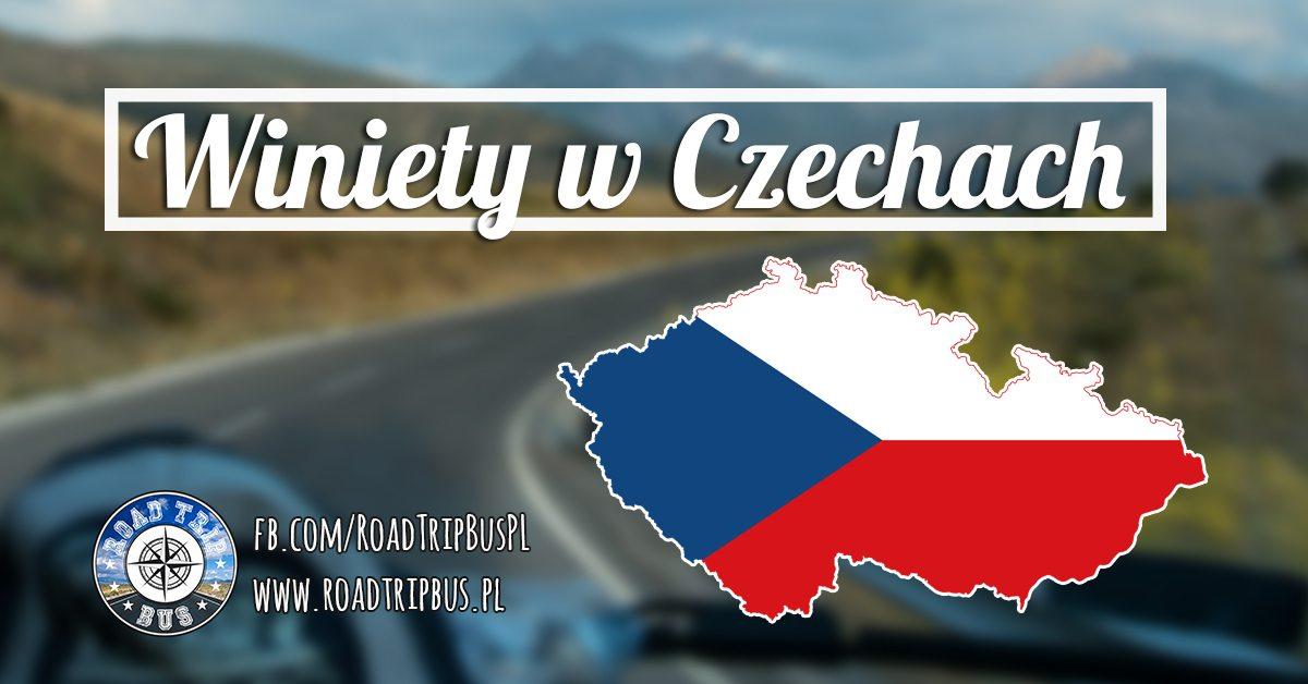 winiety w Czechach