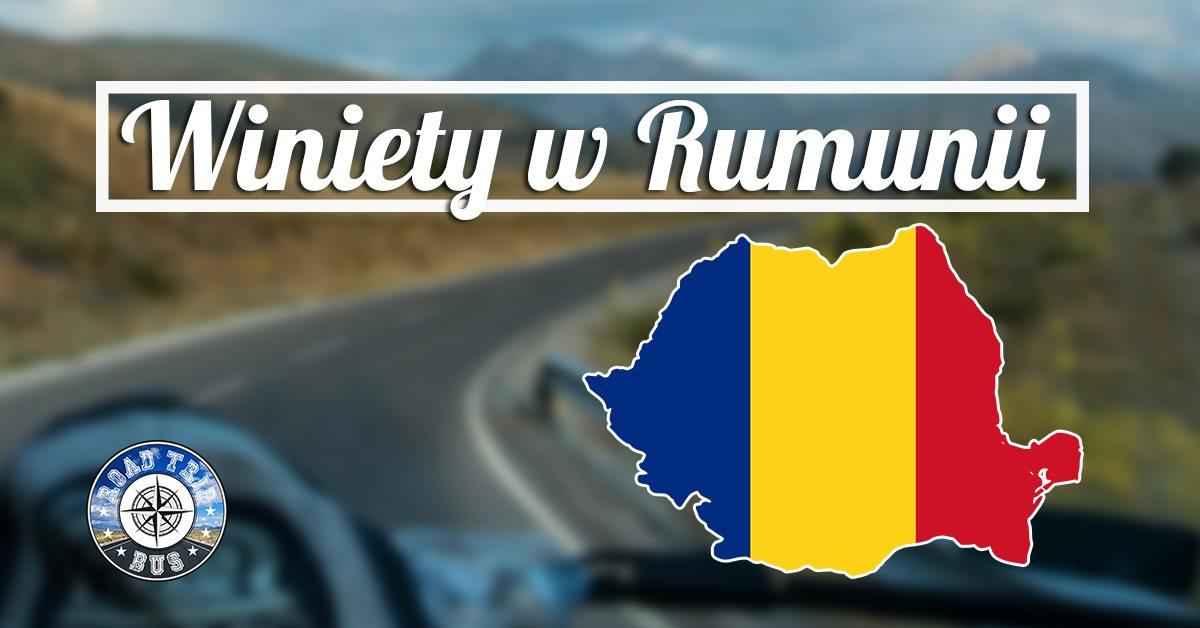 winiety Rumunia