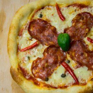 pizza inferno przepis
