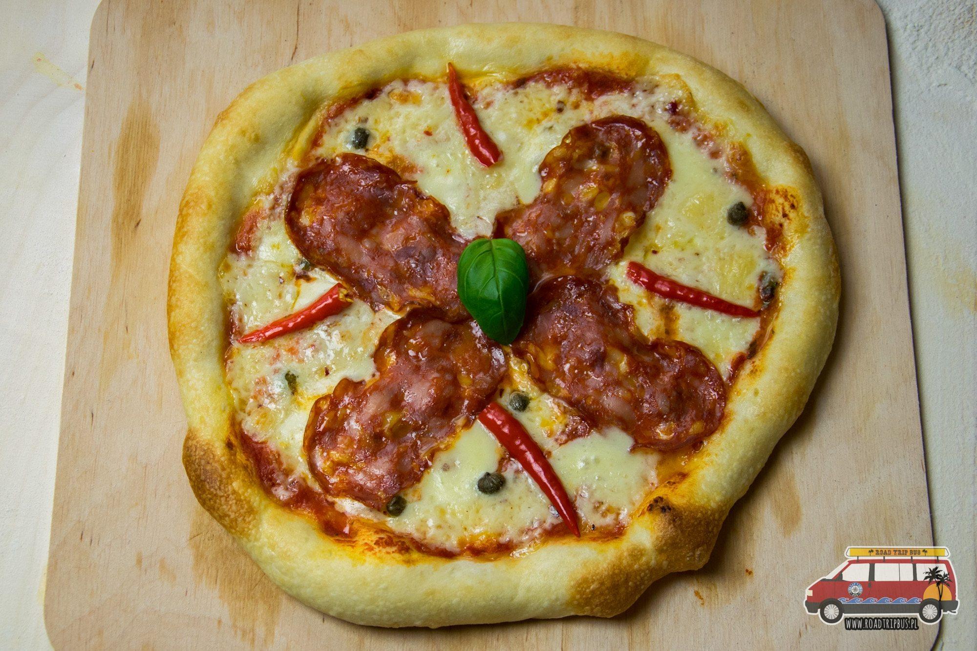 pizza z chilli