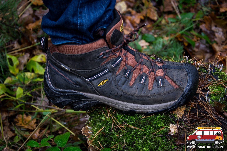 buty trekkingowe keen