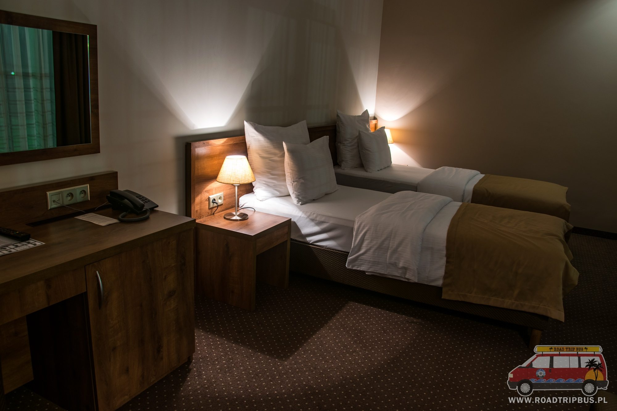 pokój w hotelu gem