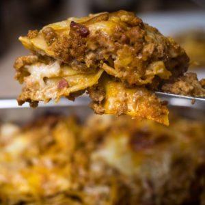 lasagne bolognese przepis