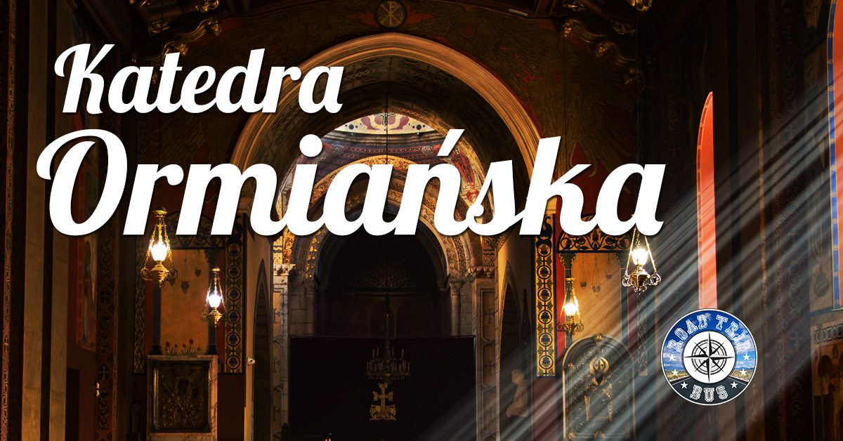 katedra ormiańska we Lwowie