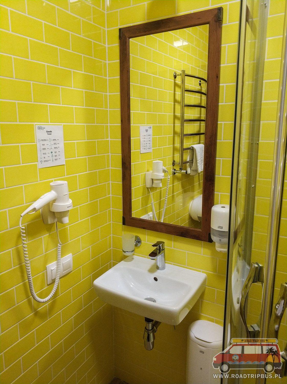 prywatna łazienka