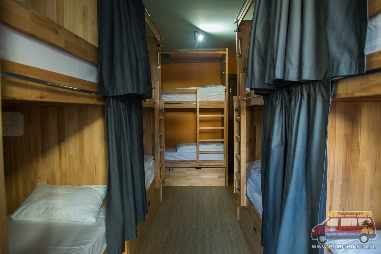 pokój wieloosobowy w dream hostelu