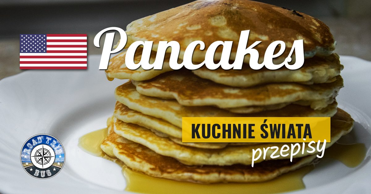 amerykańskie pancakes przepis