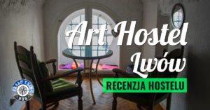 Art Hostel Lwów – recenzja