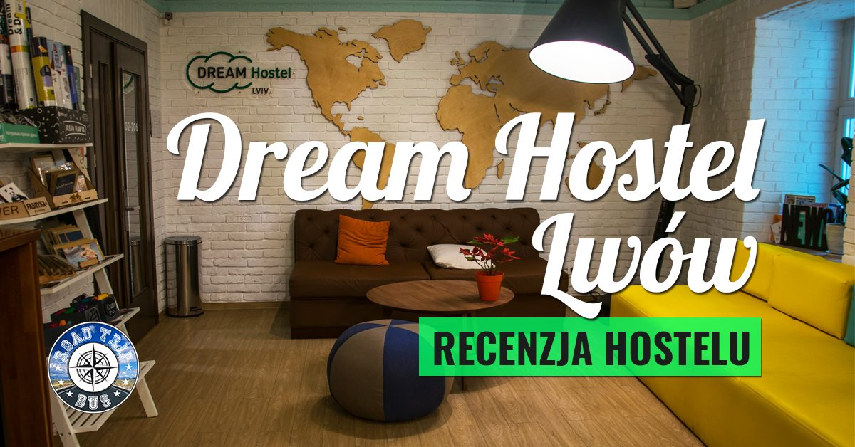 dream hostel lwów