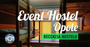 Event Hostel Opole – recenzja