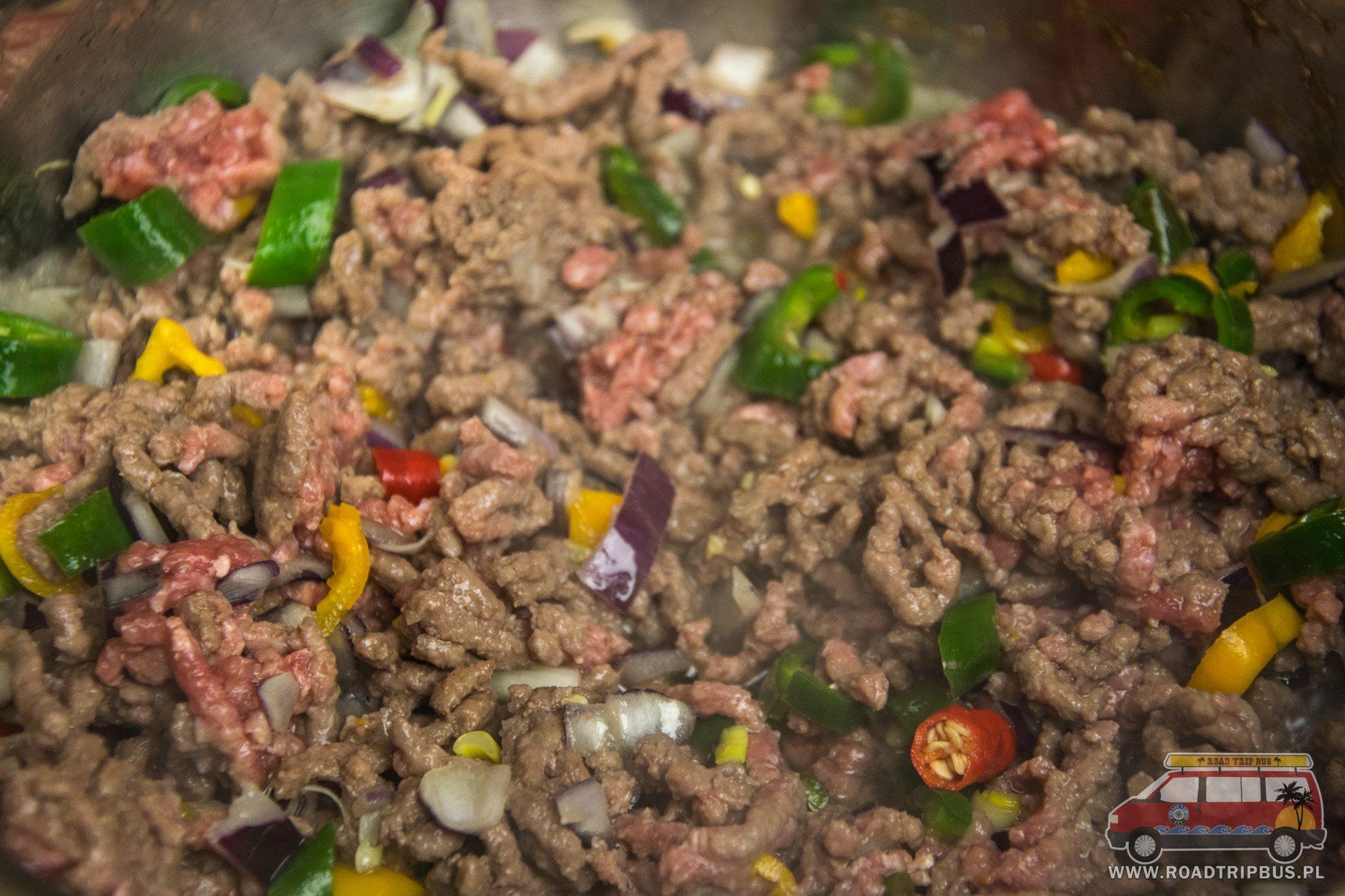 chili z mięsem