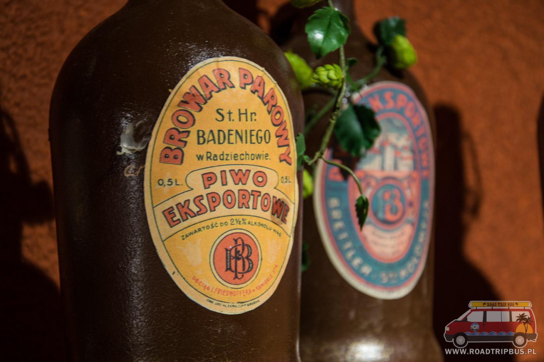 butelka piwa lwowskiego