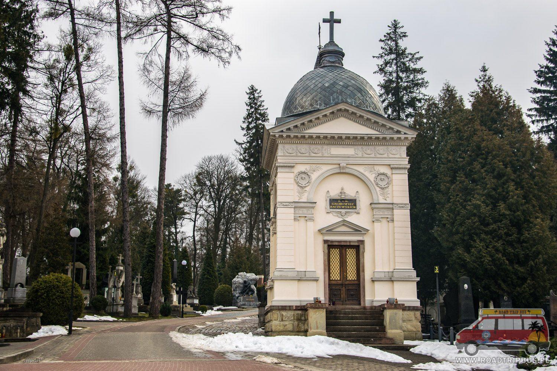 kaplica Baczewskich